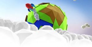 3d polygon comic