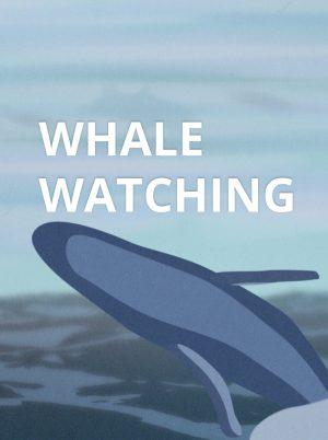 Wal springt